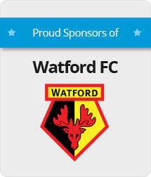 Proud Sponsor of Watford FC