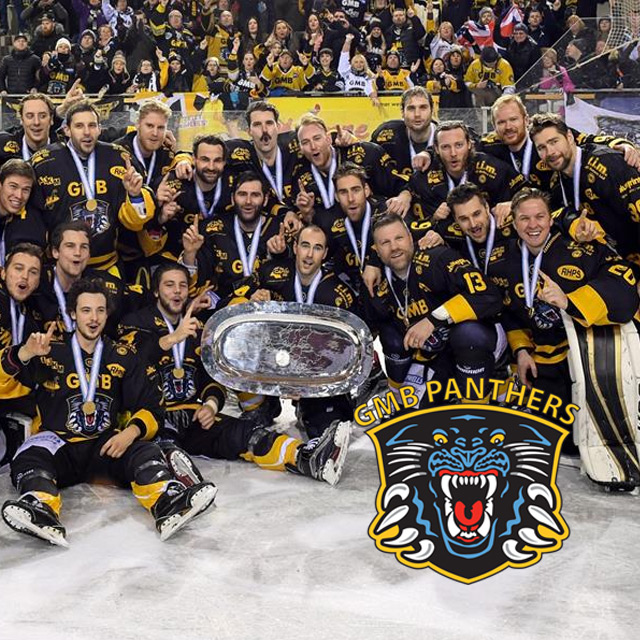 Nottingham Panthers and Wida Group